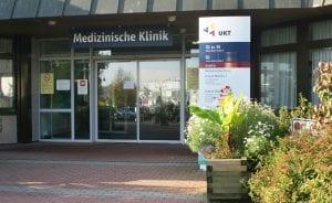 Chemotherapie in der medizinischen Klinik Tübingen